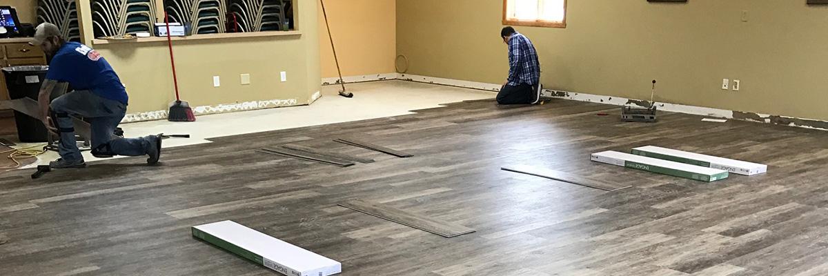 Professional Flooring Installation